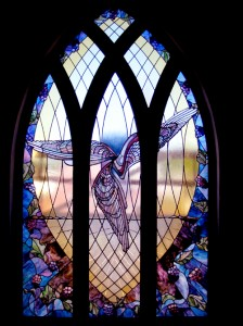 Good Shepherd Episcopal, Creation Window