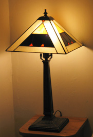 Vermont Craftsman Table Lamp