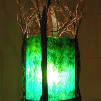 Forest Hanging Lamp